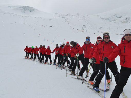 corso maestri sci albania 3
